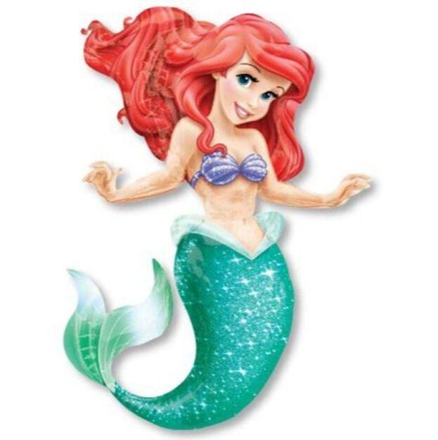 AirWalker The Little Mermaid Ariel P93