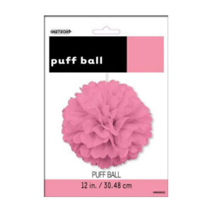 Puff Decor Hot Pink 30cm (12)