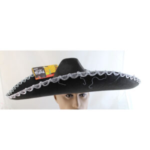 Mexican Hat in Black color