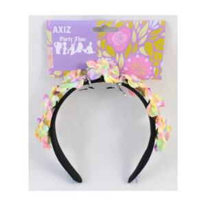 Head Band with flower