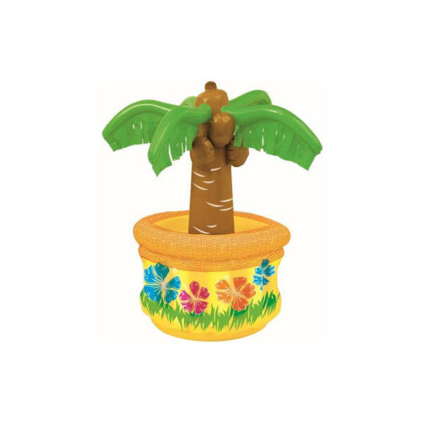 Inflatable Palm Tree Cooler - 66cm H