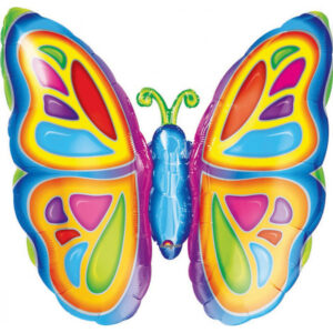 SuperShape XL Bright Butterfly P30
